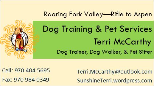 Dog Training & Pet Services